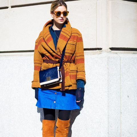 50 Outfits From Cool Girls Who Ace It in Cold Weather