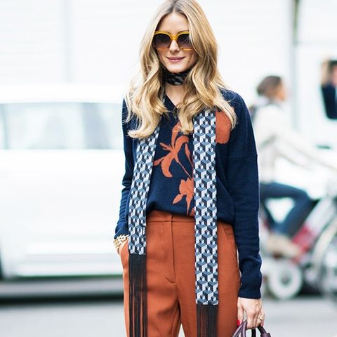 Olivia Palermo Cant Stop Wearing This 6 Accessory