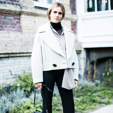 pictures Copenhagen Fashion Weeks Hippest 27 Outfits