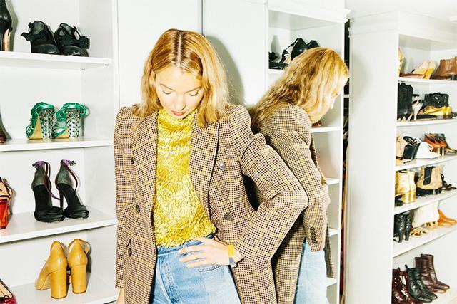Best Wardrobes in Britain: Roberta Benteler