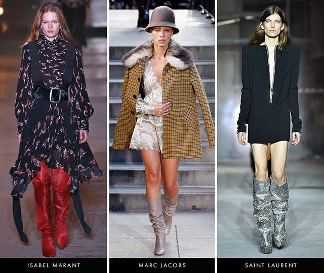 The 6 Biggest Autumn Shoe Trends We Cant Get on Our Feet Quick Enough