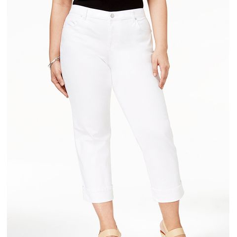 14 Pairs of White Jeans With Excellent Reviews