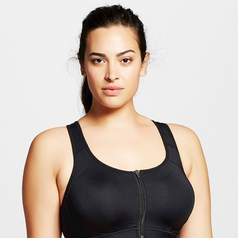 Power Shape Max High Support Front Close Sports Bra