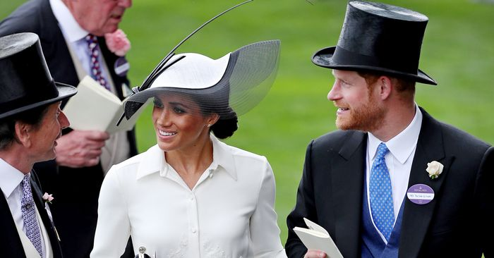 Meghan Markles First Ascot Outing Was as Stylish as Wed Hoped