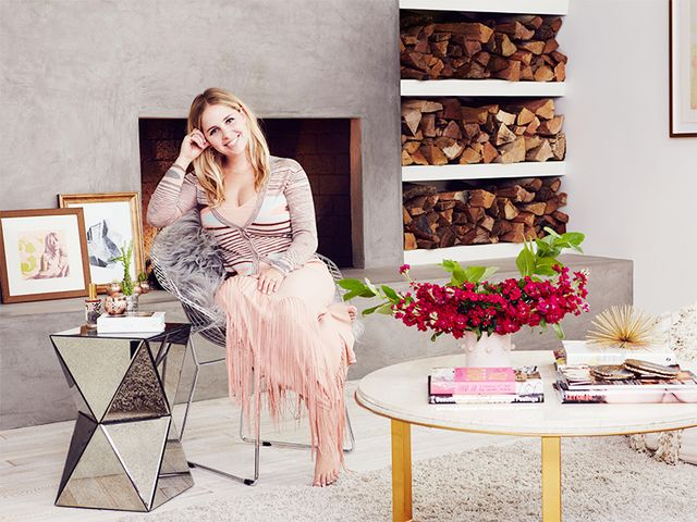 Home Tour: A Jewellery Designer's Glam Pacific Palisades Home