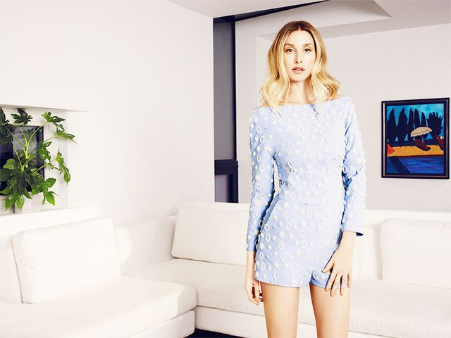 Whitney Port's Guide to Surviving Fashion Month