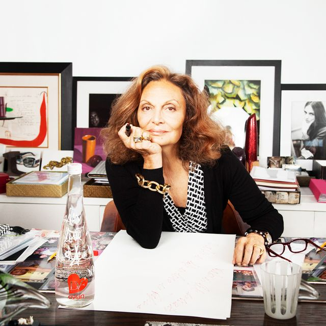 Diane von Furstenberg's Best Career Advice Ever