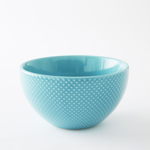 West Elm Textured Bowl