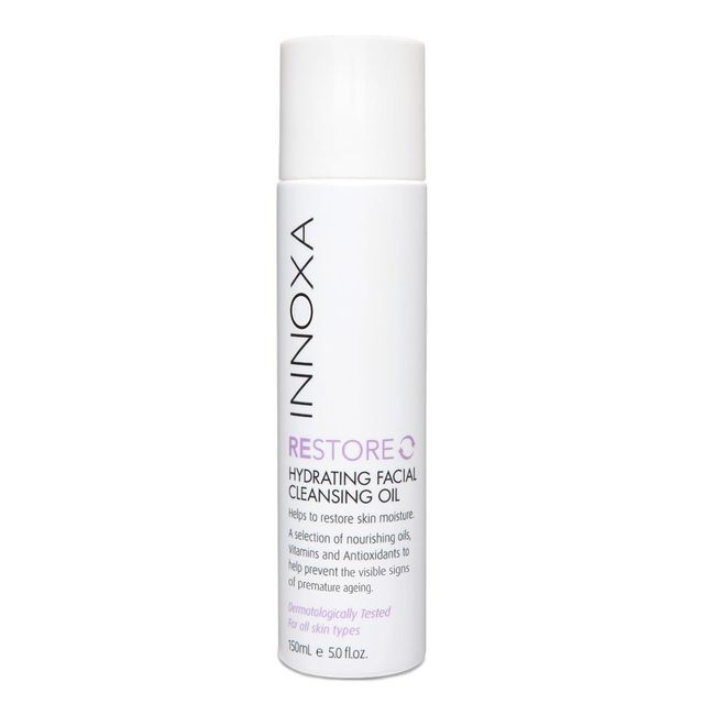 Innoxa Restore Hydrating Facial Cleansing Oil