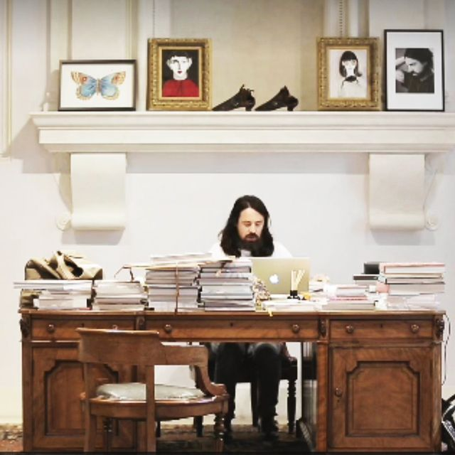 Watch the Gucci Creative Director at Work in His Roman Palace