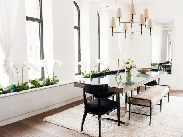 Luxurious Minimalism Defines This NYC Penthouse