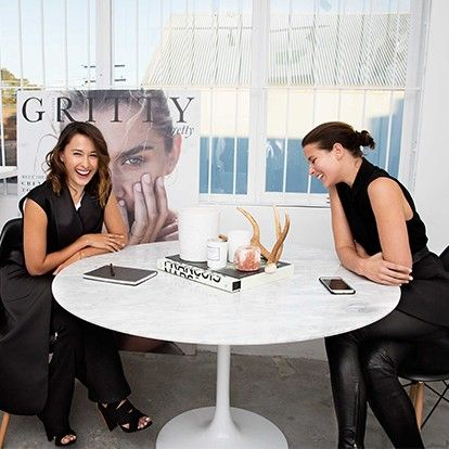 Office Tour: At Work With Two of Australia's Most Successful Digital It-Girls