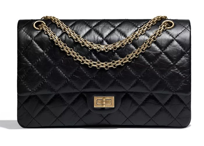 Pinterest · Shop · Chanel Large 2.55 ... d8a7fc4c56