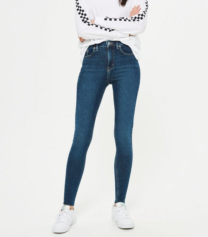 bde2d03e37a756 The Best Skinny Jeans: Shop the Denim That Always Sells Out | Who What Wear  UK