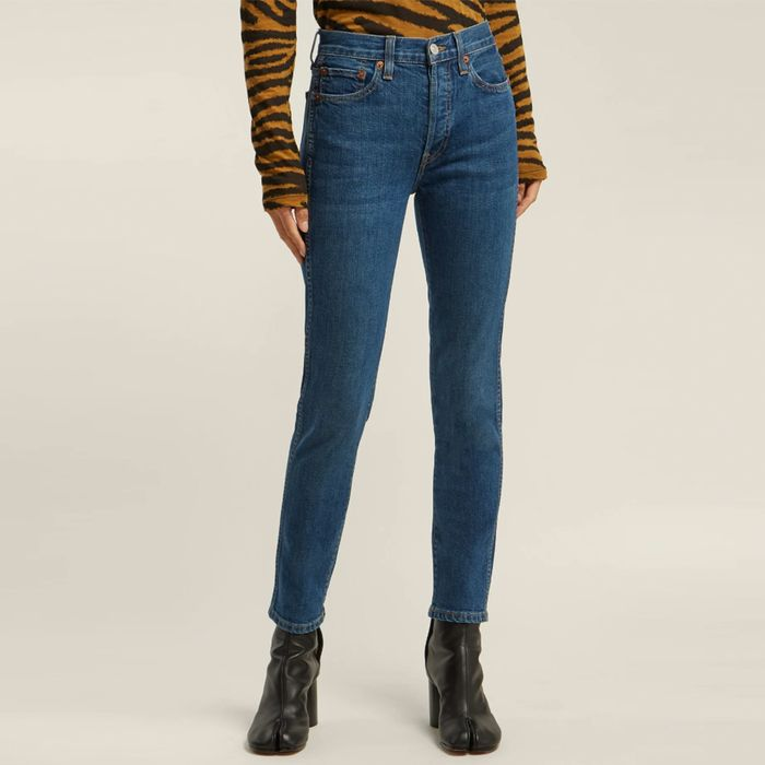 5b050e4b6e7 The Best Skinny Jeans: Shop the Denim That Always Sells Out   Who What Wear  UK
