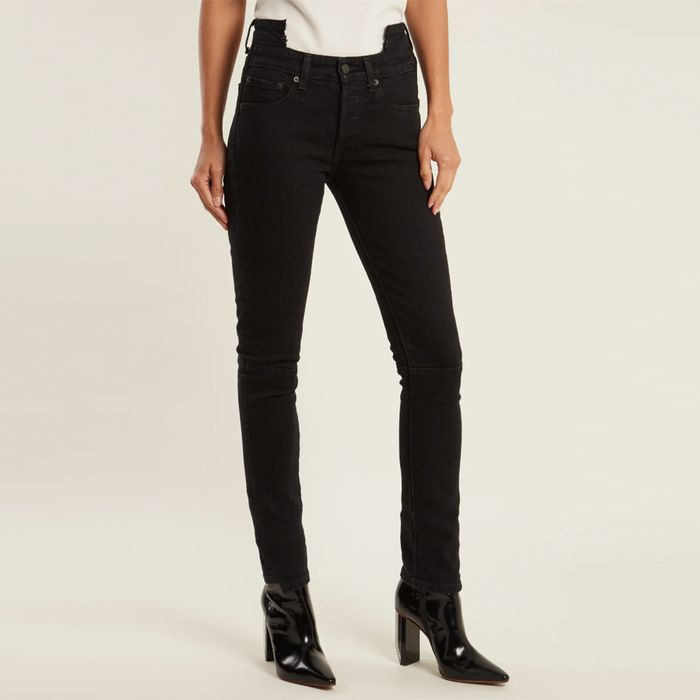 4a6106740a045 The Best Skinny Jeans: Shop the Denim That Always Sells Out | Who What Wear  UK