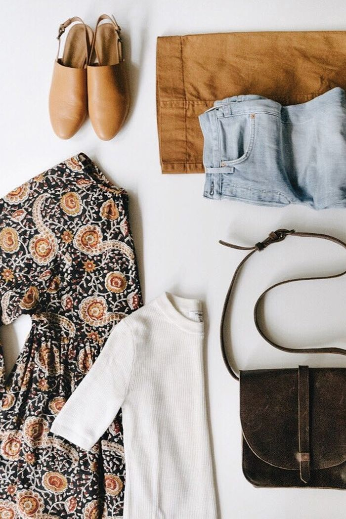How To Create A Capsule Wardrobe And Streamline Your