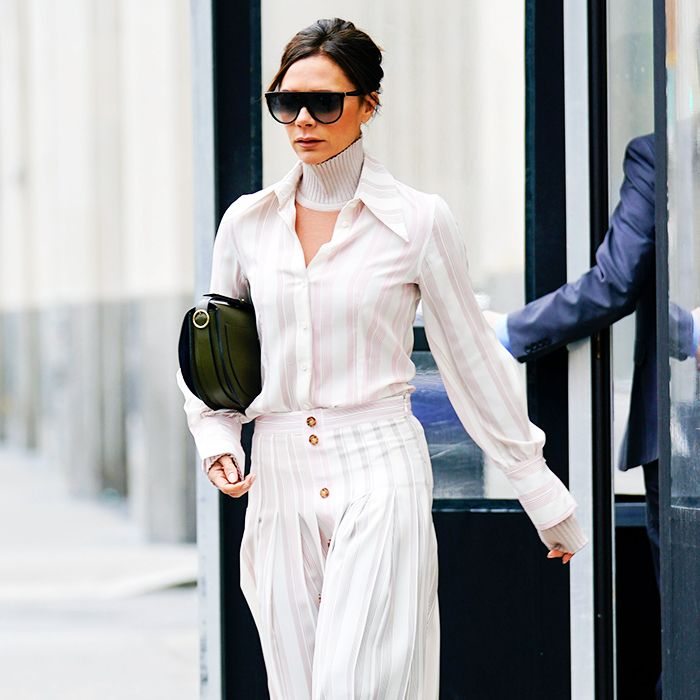 Victoria Beckham Style  26 Looks Anyone Can Copy   Who What Wear UK 31197c6cfd