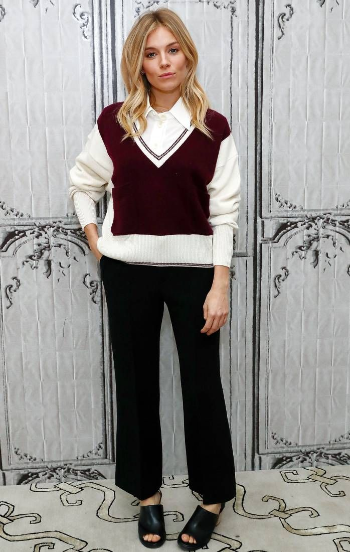 06eb3538f Sienna Miller Style: See the Actress's Best-Ever Looks | Who What ...