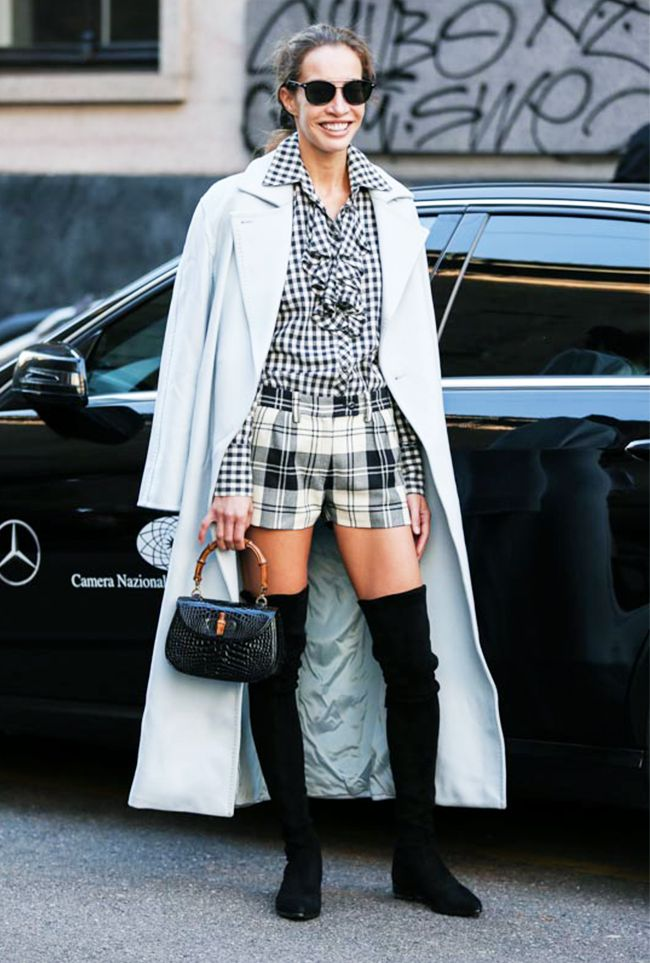 3f472de0744 How to Wear Over-the-Knee Boots and Look Stylish