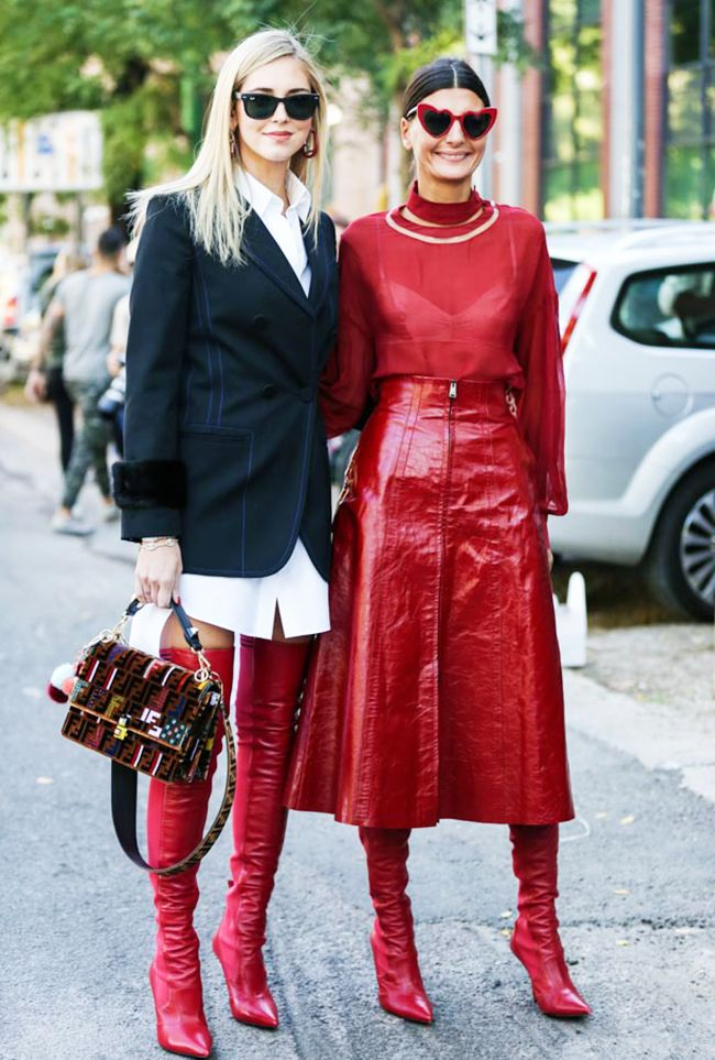b43845a7ffe How to Wear Over-the-Knee Boots and Look Stylish