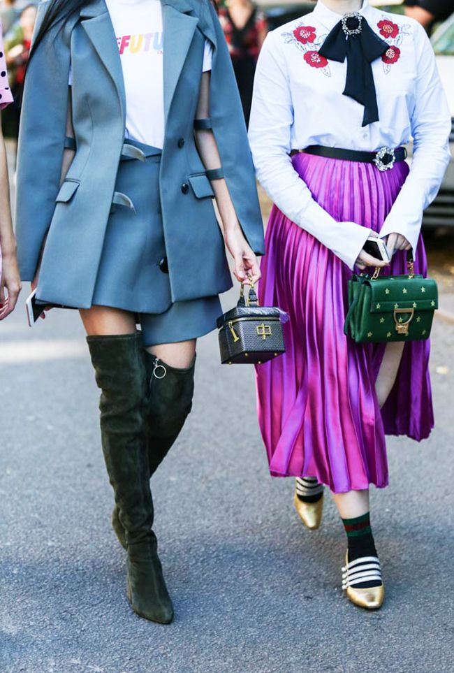 a5e3ccb794c How to Wear Over-the-Knee Boots and Look Stylish