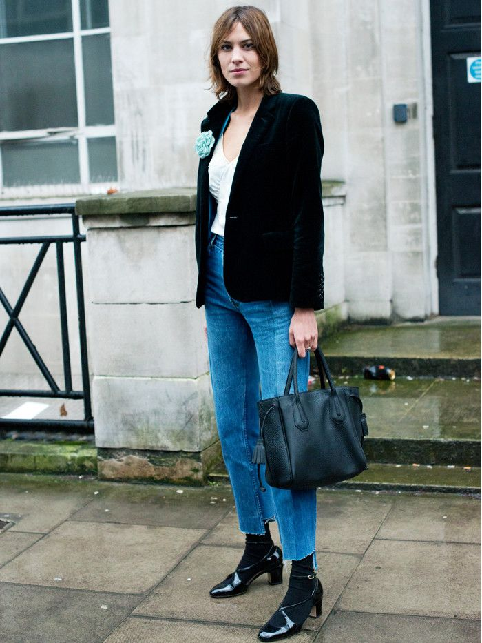 5ff794d12abc9b Alexa Chung's Style in 23 of her Best Looks Ever | Who What Wear UK