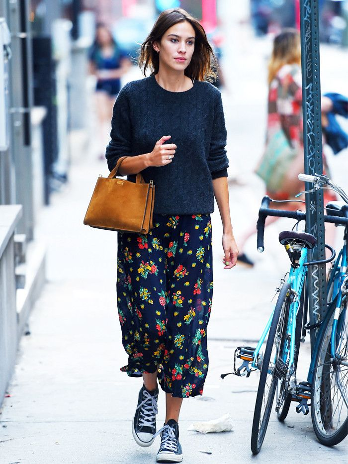 Alexa Chung's Style in 23 of her Best Looks Ever - Fashion ...