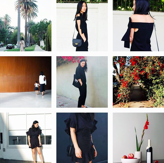 31f8e6bdbf31c Minimal Fashion Bloggers to Follow on Instagram   Who What Wear UK