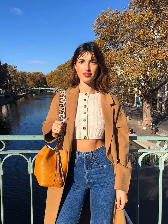 The Fashion Staples French Girls Wear In Winter Who What