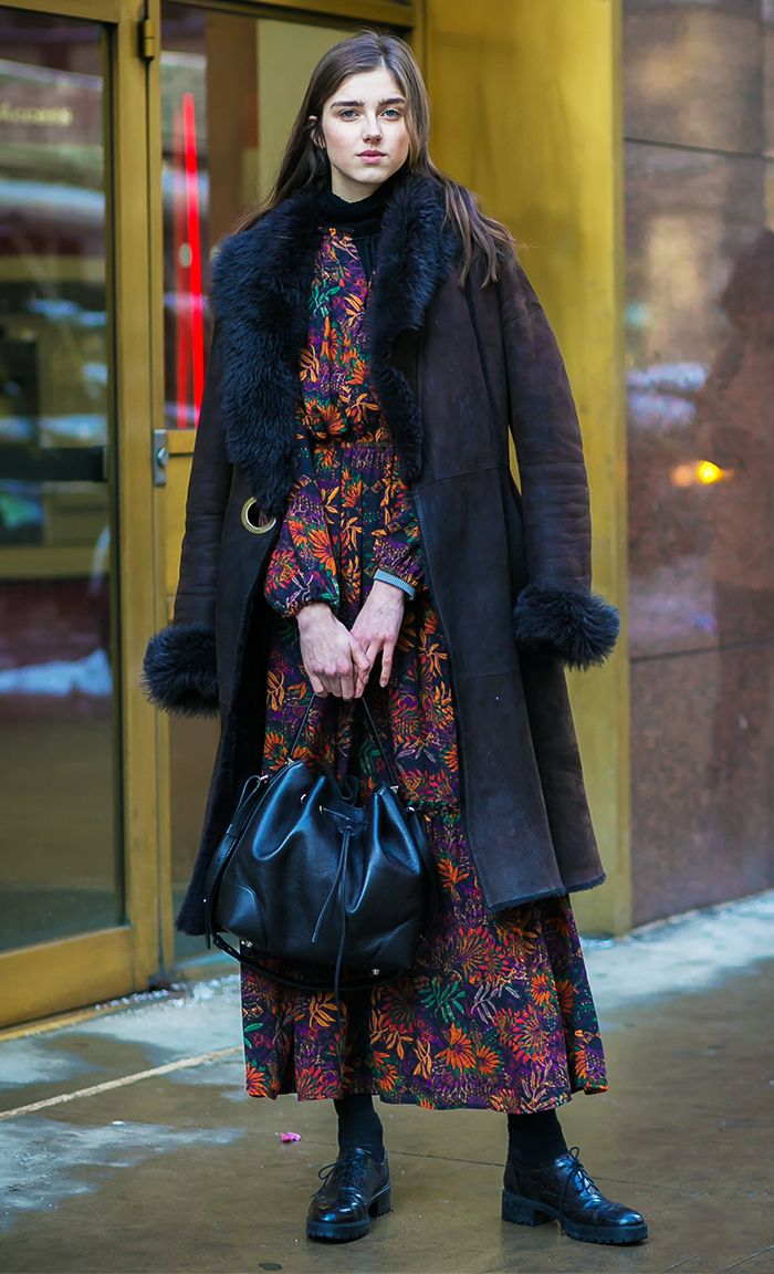 How to Look Smart in Winter: 7 Chic Cold Weather Outfits ...