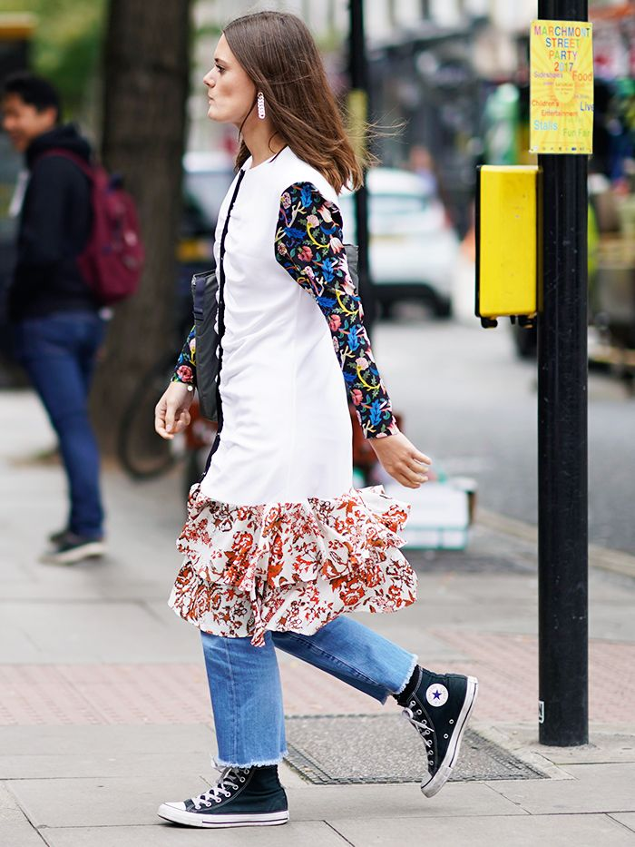b9eead9558e66e How to Wear Your Converse Sneakers Without Getting Bored