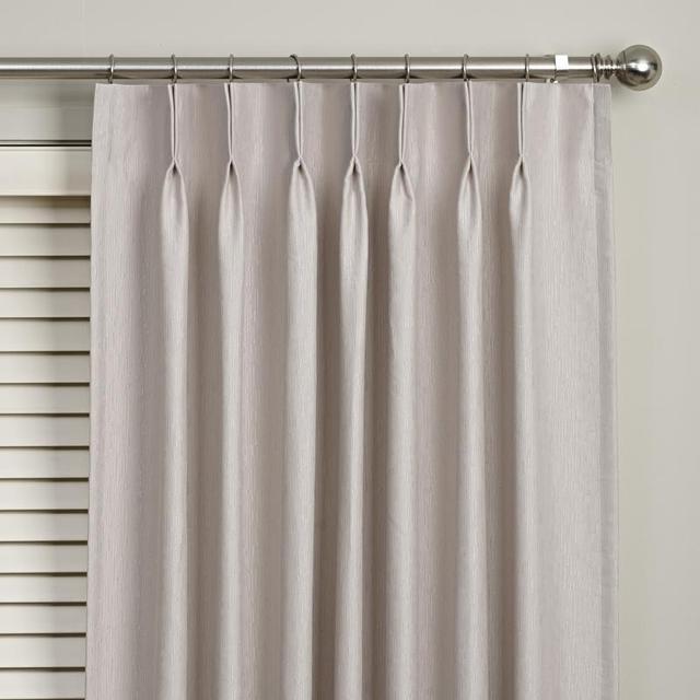 Curtain Wonderland Selina Blockout Pinch Pleat Curtains