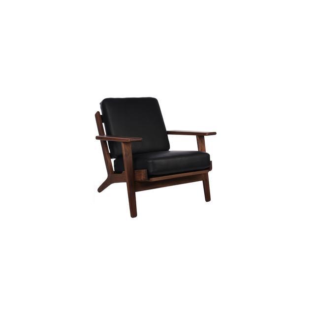 Matt Blatt Replica Hans Wegner Plank Armchair