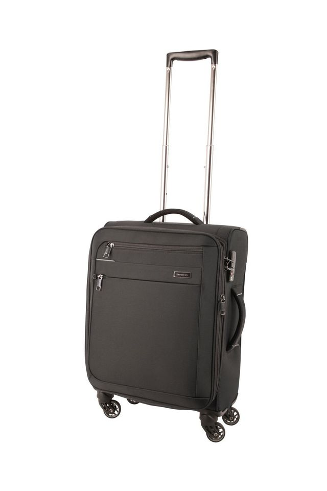 Samsonite Lumiere Soft Side Spinnercase Small 55cm Black 2.5kg