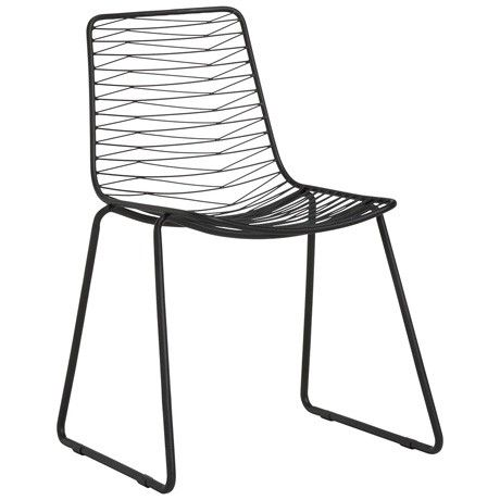 Freedom Encore Dining Chair in Charcoal