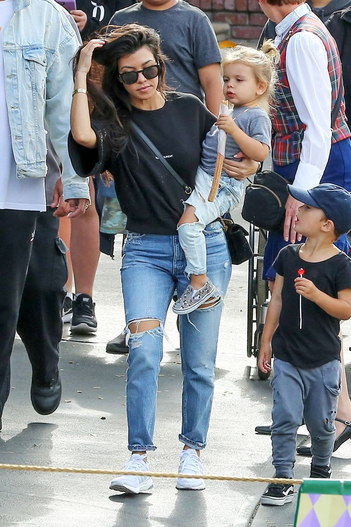 The Best Celebrity Disneyland Outfits Who What Wear