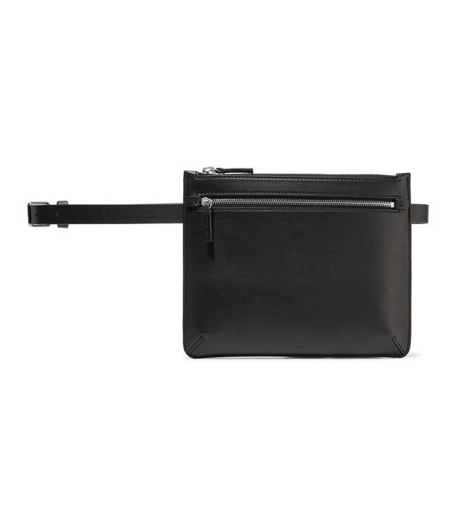 Ace Leather Belt Bag