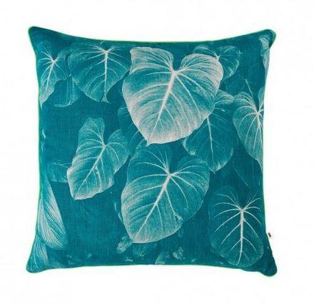 Bonnie and Neil Jungle Leaf Cushion