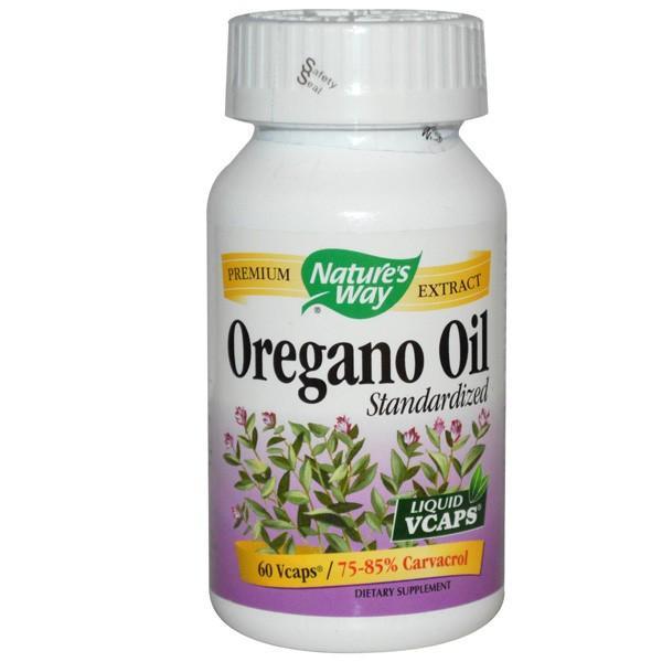 Nature's Way Oregano Oil