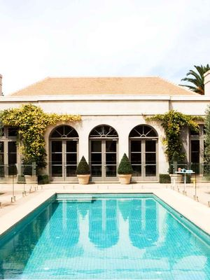 Inside an Incredibly Elegant Portsea Beach House
