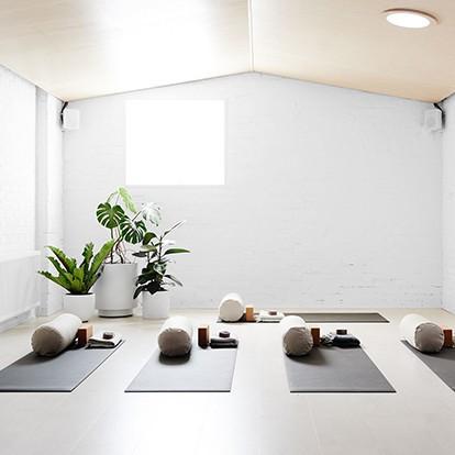 Tour a Tranquil Melbourne Yoga Studio