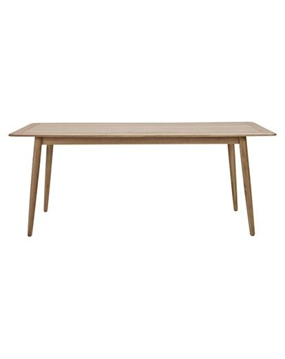 Freedom Larsson Dining Table 180x90cm in Oak Natural