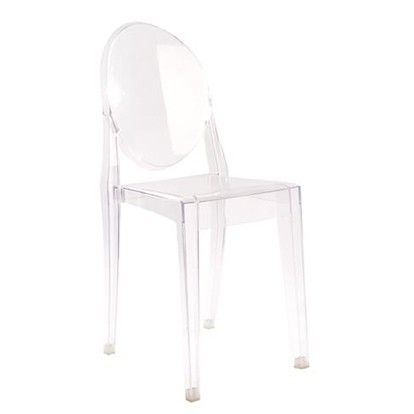 Matt Blatt Ghost Chair