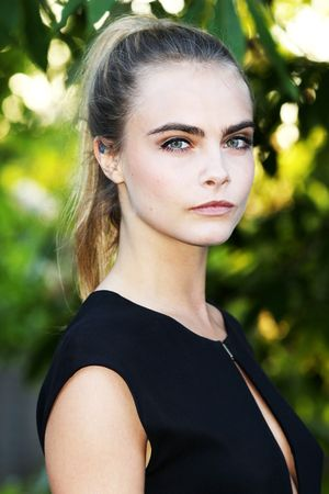 Cara Delevingne Makes the Case for the Elegant Lip Ring