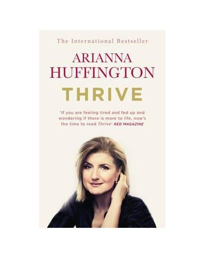 Arianna Huffington Thrive