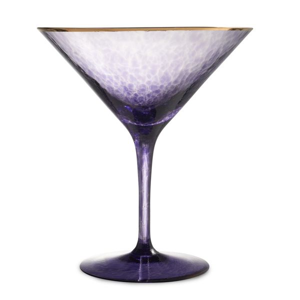 Waterford Crystal Rebel Amethyst Martini Single