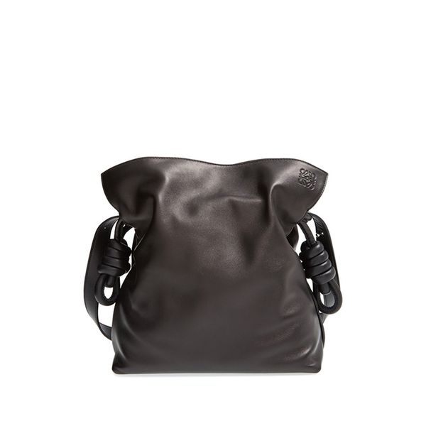 Loewe Small Flamenco Knot Leather Bag