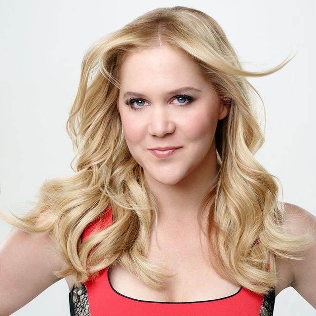 Amy Schumer Shares Her Body-Confidence Struggles