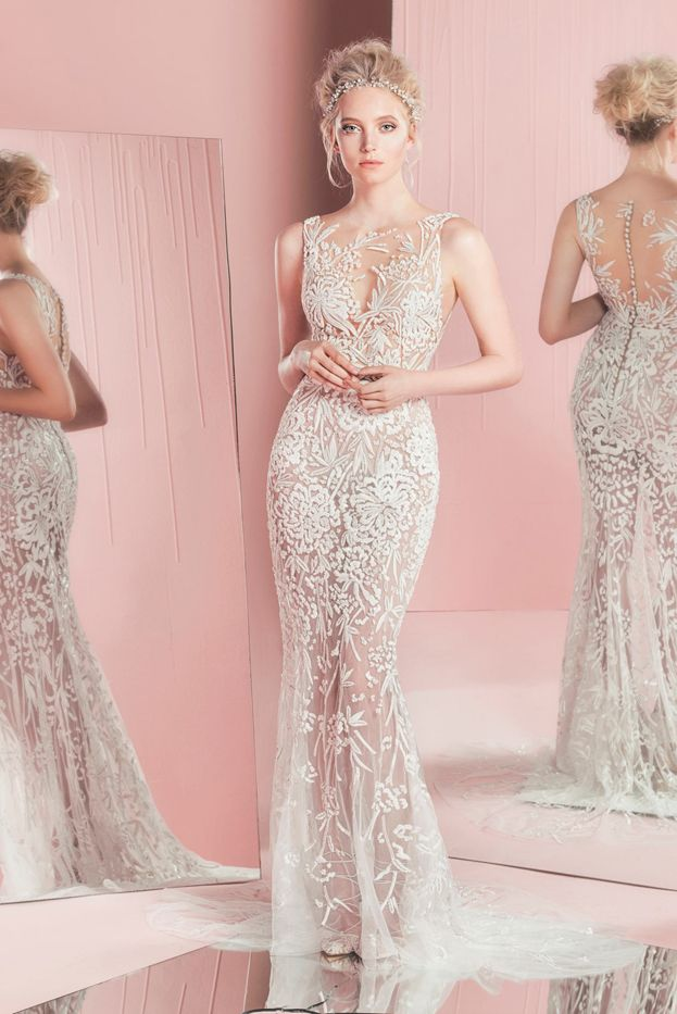 6 Zuhair Murad Bridal Gowns We\'d Love to See on Sofia Vergara | Who ...
